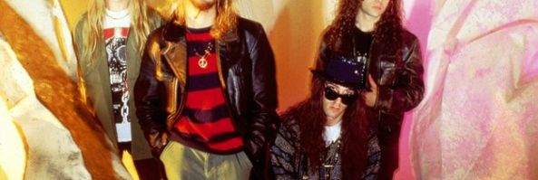 Alice in Chains: Interviews