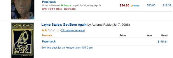 Rubio's book = money on Amazon