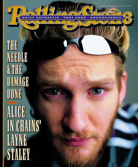 Layne-Staley - Rolling Stone Cover